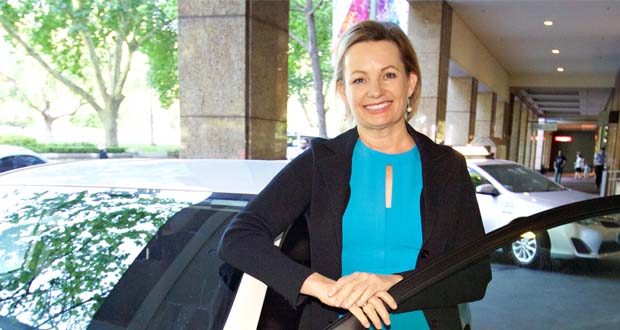 Health and Ageing Minister Sussan Ley